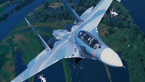 Su-27UBK - Sputnik Polska