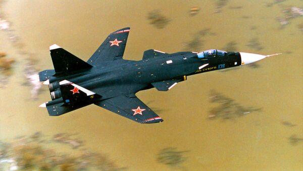 Su-47 Berkut - Sputnik Polska