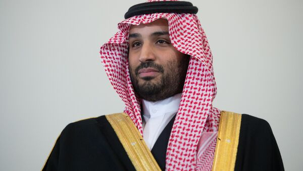 Następca tronu, minister obrony Arabii Saudyjskiej książę Salman ibn Abd al-Aziz Al Su'ud - Sputnik Polska