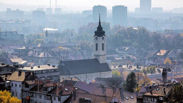 Widok na Belgrad - Sputnik Polska