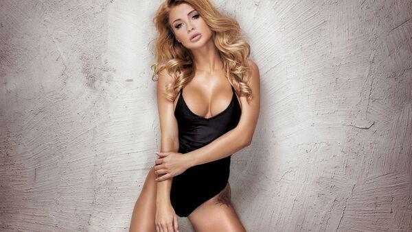 Piękna kobieta - Sputnik Polska