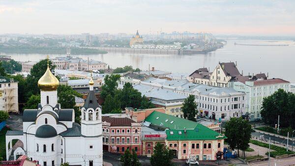 Centrum Niżnego Nowogrodu - Sputnik Polska