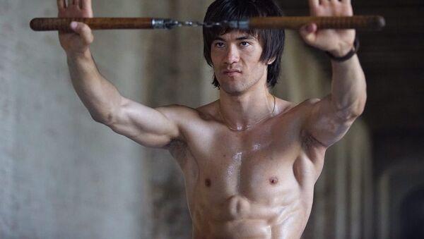 Afgański Bruce Lee, Abbas Alizadeh - Sputnik Polska