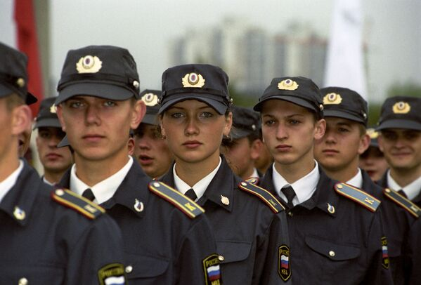Rosyjscy studenci w ZSRR i dziś, 1999 rok - Sputnik Polska