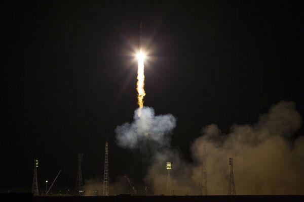 Wystrzelenie statku kosmicznego Sojuz - Sputnik Polska