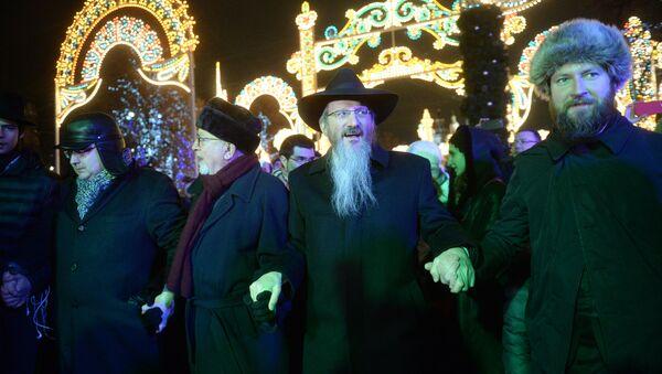 Żydzi w Moskwie - Sputnik Polska