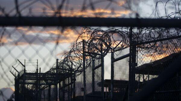 Obóz X-Ray w więzieniu Guantanamo - Sputnik Polska