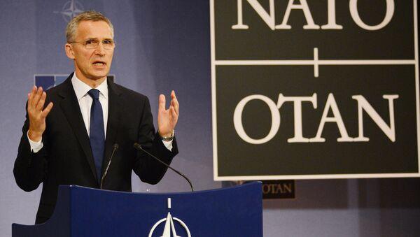 Jens Stoltenberg, NATO - Sputnik Polska