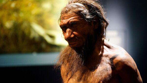 Neandertalczyk - Sputnik Polska