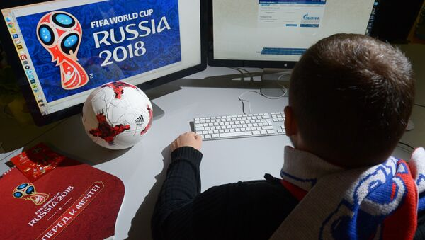 Putin podpisał ustawę o karach za spekulowanie biletami na MŚ 2018 - Sputnik Polska
