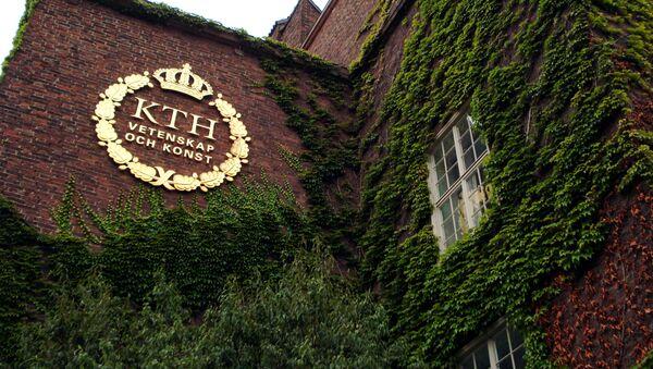 Królewski Instytut Technologiczny w Sztokholmie, Szwecja - Sputnik Polska