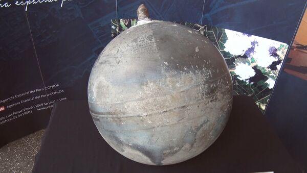 Tajemnicze kule - Sputnik Polska