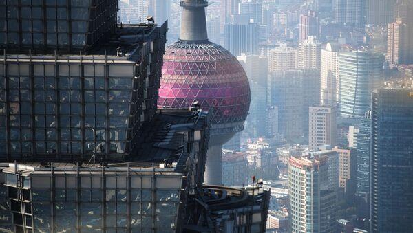 Szanghaj, Chiny - Sputnik Polska