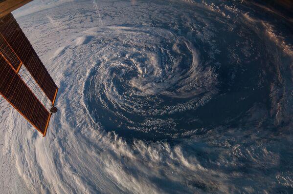 Zdjęcie Ziemi z pokładu MSK - Sputnik Polska