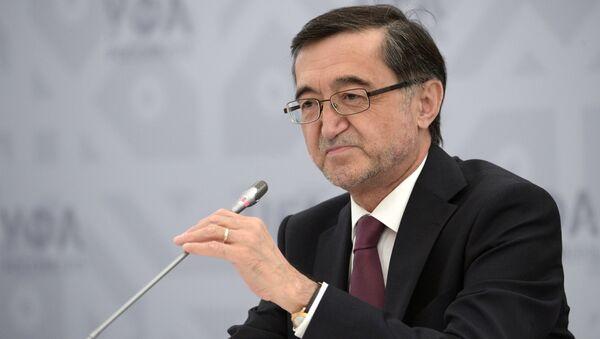 Specjalny przedstawiciel prezydenta Rosji ds. SOW Bahtier Chakimow - Sputnik Polska