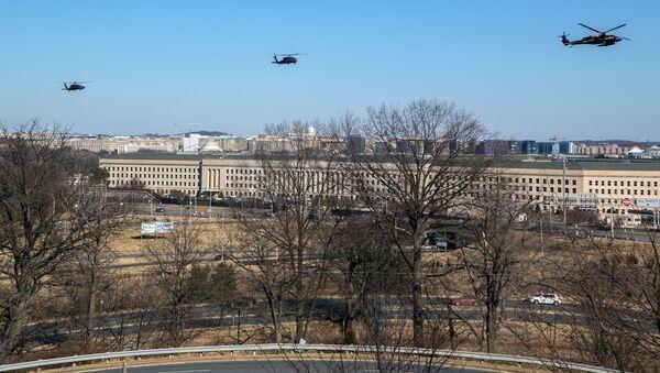 Pentagon w Waszyngtonie, USA - Sputnik Polska