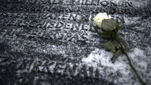 Pamiętniki – świadkowie losów ofiar Holokaustu - Sputnik Polska