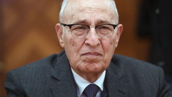 Doradca prezydenta Palestyny Nabil Shaasa - Sputnik Polska
