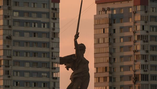 Wołgograd - Sputnik Polska