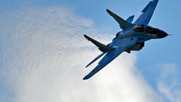 Rosyjski myśliwiec MiG-35 - Sputnik Polska