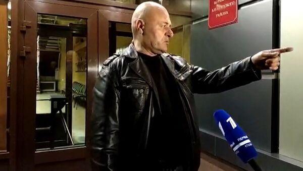 Atak na cerkiew prawosławną w Kizlarze - Sputnik Polska