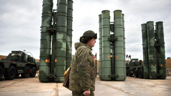 Systemy przeciwlotnicze S-400 - Sputnik Polska