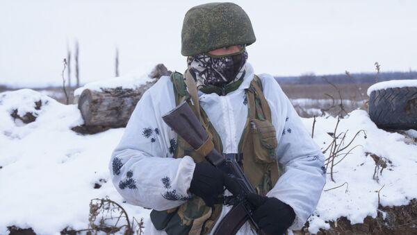 Żołnierz Milicji ŁRL - Sputnik Polska