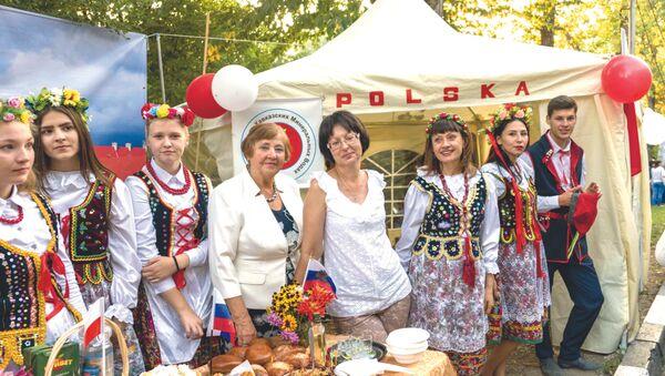 Helena Brodowska – wiceprezes Narodowo-Kulturalnej Organizacji Społecznej Kraju Stawropolskiego - Sputnik Polska