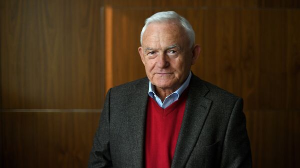 Były premier Polski Leszek Miller. Moskwa, 2017 - Sputnik Polska