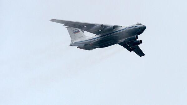 Ił-76 MD - Sputnik Polska