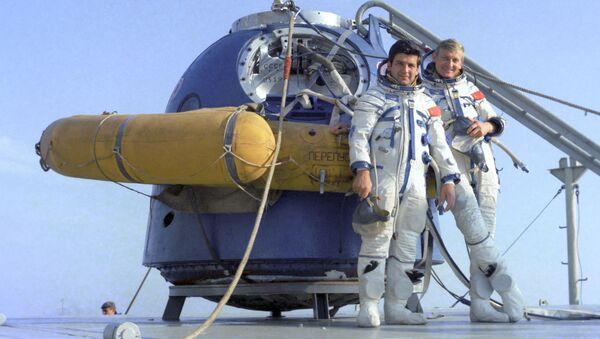 Polski kosmonauta Mirosław Hermaszewski - Sputnik Polska