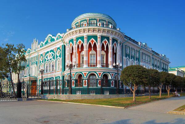 Dom Sewastianowa w Jekaterynburgu - Sputnik Polska