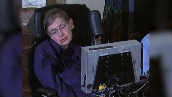 Stephen Hawking - Sputnik Polska