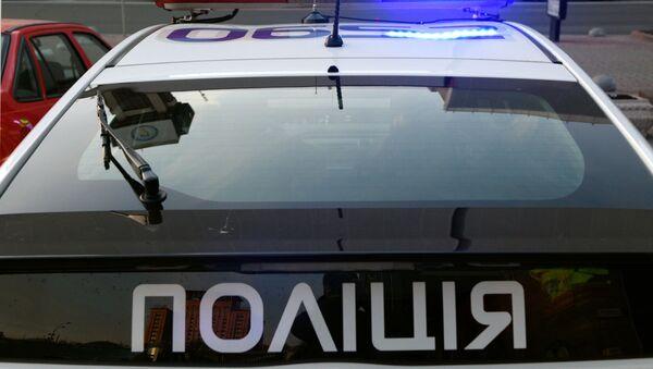 Policja na Ukrainie - Sputnik Polska