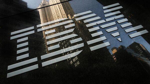 Biuro firmy IBM w Nowym Jorku - Sputnik Polska