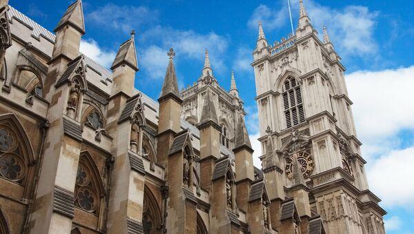 Opactwo Westminsterskie w Londynie - Sputnik Polska