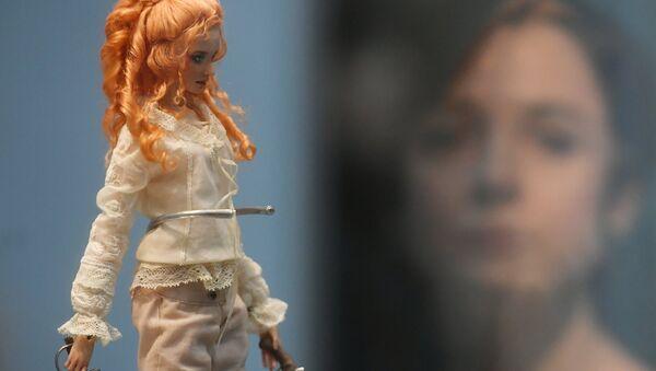 Sztuka lalki -VIII Międzynarodowa wystawa w Moskwie - Sputnik Polska
