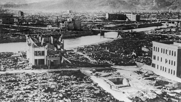 Hiroszima, 6 sierpnia 1945 - Sputnik Polska