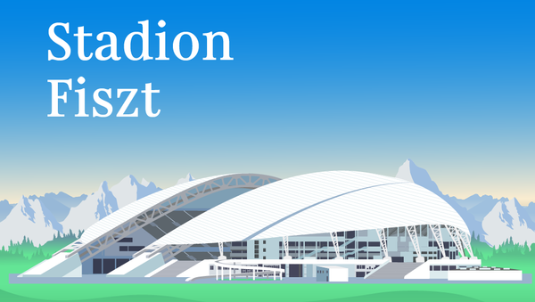 Stadion Fiszt - Sputnik Polska