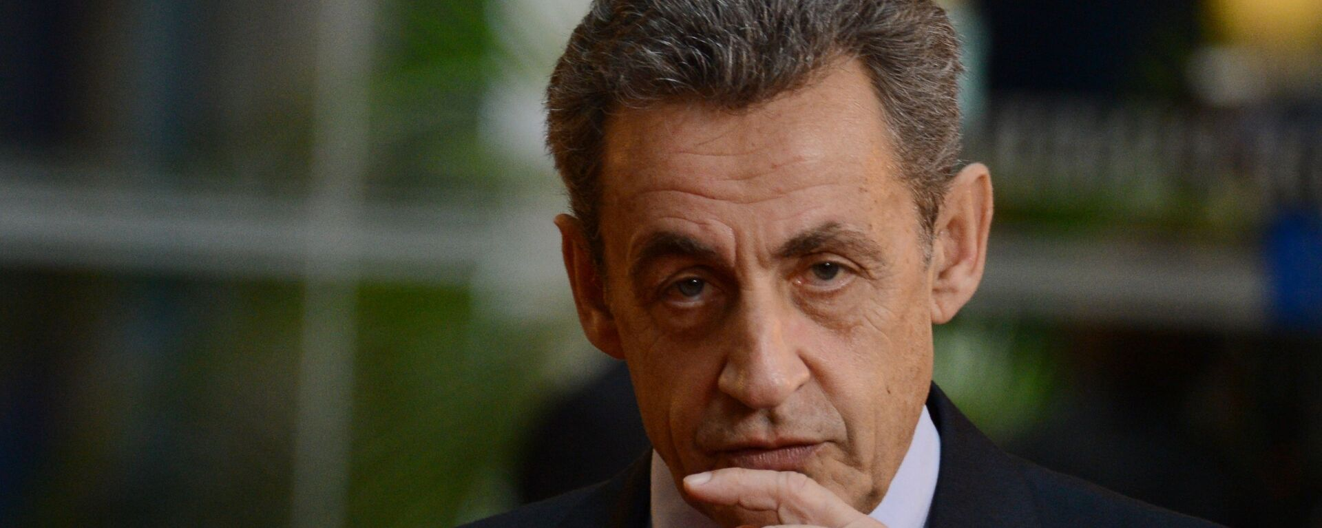 Były prezydent Francji Nicolas Sarkozy - Sputnik Polska, 1920, 02.03.2021