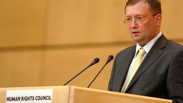 Ambasador Rosji Aleksandr Jakowenko - Sputnik Polska