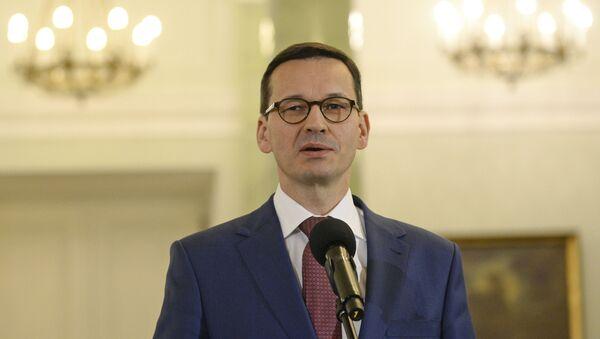 Mateusz Morawiecki - Sputnik Polska