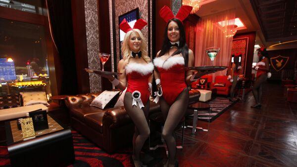 Hostessy na przyjęciu - Sputnik Polska
