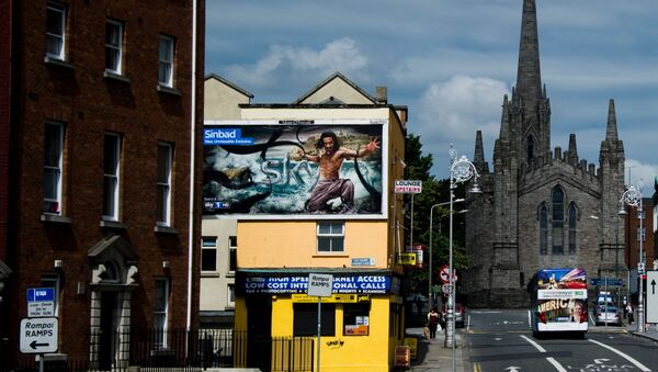 Dublin. Irlandia - Sputnik Polska