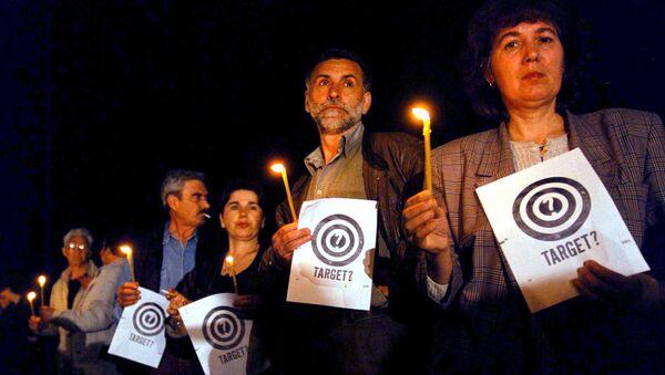 Jugosławia. 1999 rok. Wojna NATO, Serbia - Sputnik Polska