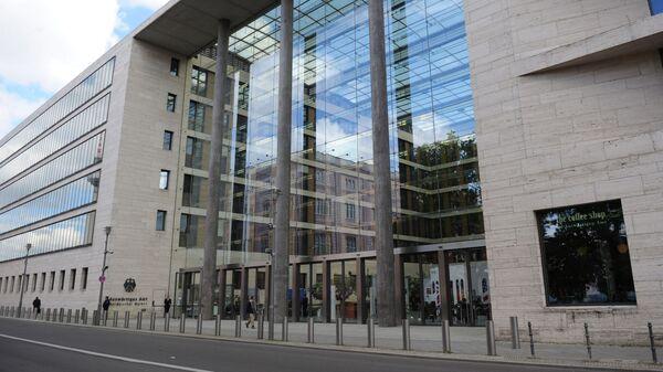 Budynek MSZ Niemiec w Berlinie - Sputnik Polska