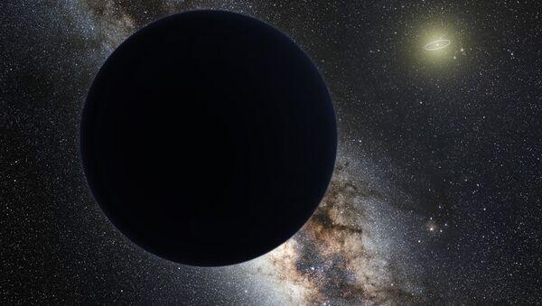 Planeta 9, która może zderzyć się z Ziemią i spowodować koniec świata - Sputnik Polska