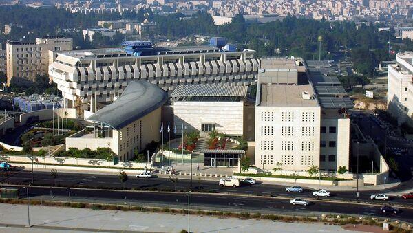 Siedziba MSZ Izraela w Jerozolimie - Sputnik Polska