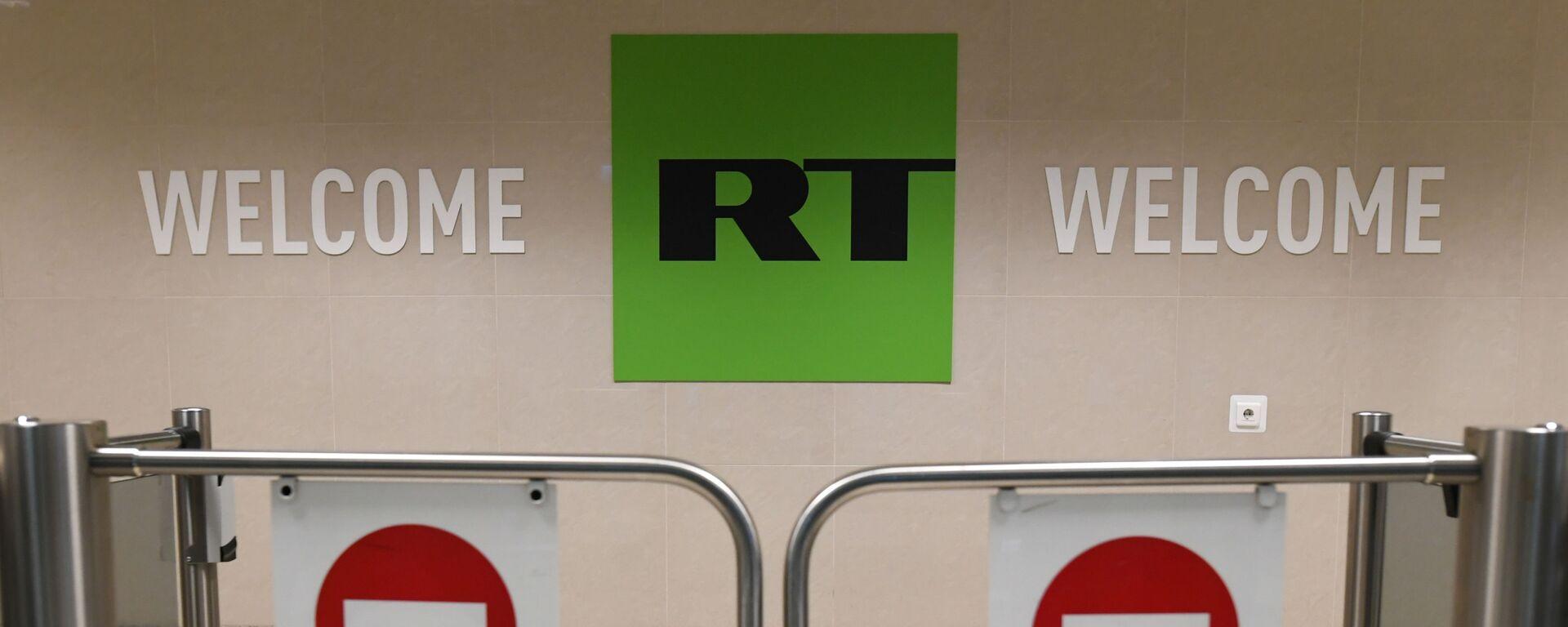 Biuro stacji Russia Today w Moskwie - Sputnik Polska, 1920, 12.07.2021