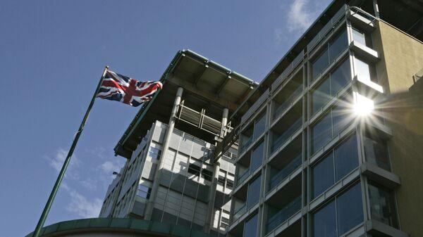Ambasada Wielkiej Brytanii w Moskwie - Sputnik Polska